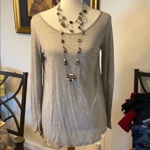 Basic Casual Tunic Top